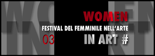 Logo Festival Women in Art 2011